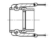 Муфта БМ32 (тип D)
