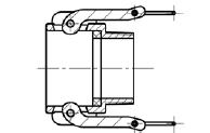 Муфта БМ33 (тип B)