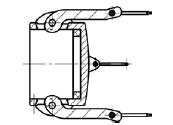 Муфта БМ34 (тип DC)