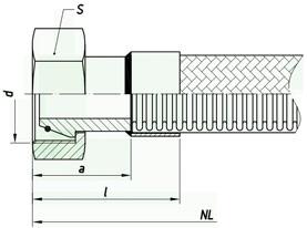 Металлорукав hm060
