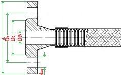 Металлорукав типа hm020