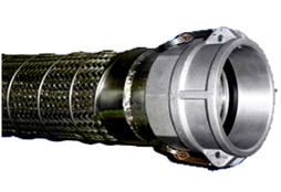 Металлорукав для битума и битумных материалов